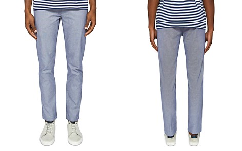Ted Baker Hollden Slim Fit Textured Chinos - Bloomingdale's_2