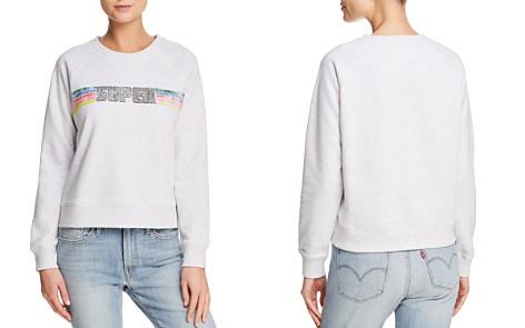Rebecca Minkoff Super Sweatshirt - 100% Exclusive - Bloomingdale's_2