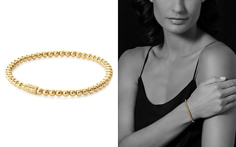 LAGOS Caviar Gold Collection 18K Gold Beaded Bracelet, 4mm - Bloomingdale's_2