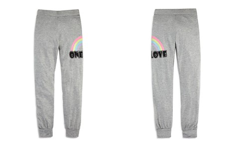 Flowers by Zoe Girls' One Love Jogger Pants - Big Kid - Bloomingdale's_2