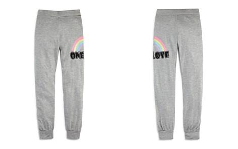 Flowers by Zoe Girls' One Love Jogger Pants - Big Kid - Bloomingdale's_2