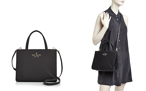 kate spade new york Watson Lane Sam Nylon Satchel - Bloomingdale's_2