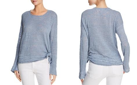 Minnie Rose Side-Tie Sweater - Bloomingdale's_2