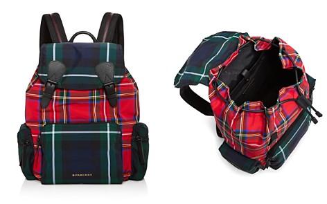 Burberry Patchwork Tartan Backpack - Bloomingdale's_2