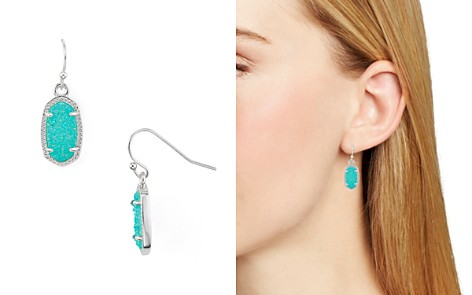 Kendra Scott Lee Agate Drop Earrings - Bloomingdale's_2