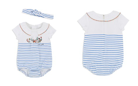 Little Marc Jacobs Girls' Striped Unicorn Bodysuit & Headband Set - Baby - Bloomingdale's_2