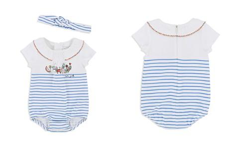 Little Marc Jacobs Girls' Striped Unicorn Bodysuit & Headband Set - Baby - Bloomingdale's_2