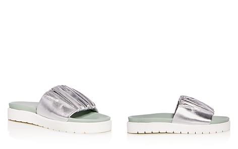 Daniella Lehavi Women's Sahara Soft Leather Platform Slide Sandals - Bloomingdale's_2
