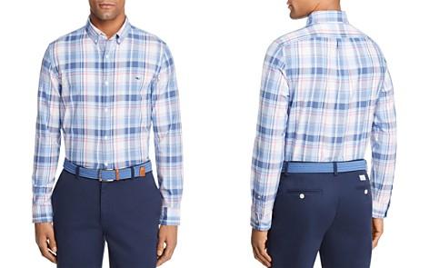 Vineyard Vines Seven Miles Plaid Classic Fit Sport Shirt - Bloomingdale's_2