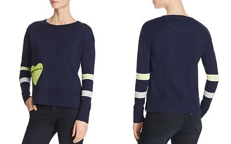 Lisa Todd Heartthrob Stripe Sweater - Bloomingdale's_2