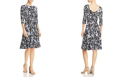 Leota Ilana Splatter Print Dress - Bloomingdale's_2