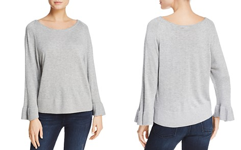 Splendid Flared-Cuff Sweater - Bloomingdale's_2