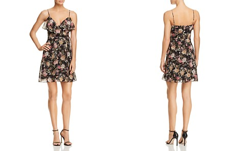 Bailey 44 Object of Desire Floral Print Faux-Wrap Dress - Bloomingdale's_2