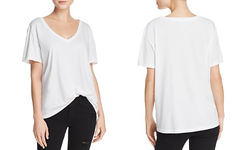 Nation LTD Classic V-Neck Tee - Bloomingdale's_2