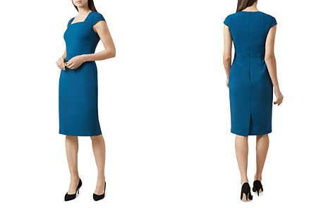 HOBBS LONDON Catriona Sheath Dress - Bloomingdale's_2