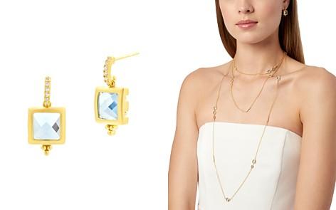 Frieda Rothman Ocean Azure Drop Earrings - Bloomingdale's_2
