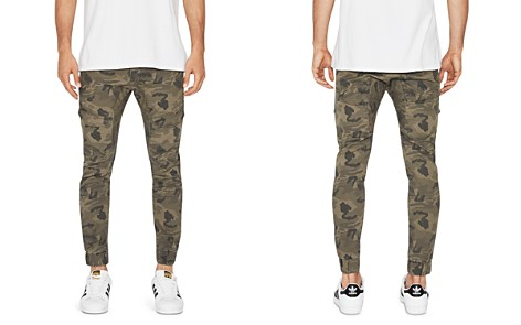 NXP Camouflage Tapered Fit Flight Pants - Bloomingdale's_2