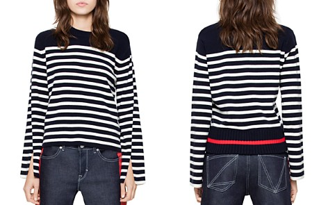 Zadig & Voltaire Delly Wool & Cashmere Sweater - Bloomingdale's_2