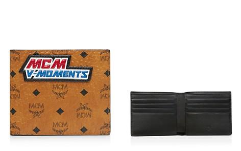MCM Stark Victory Patch Visetos Wallet - Bloomingdale's_2