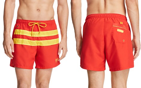 BOSS Green World Cup Spain Swim Trunks - Bloomingdale's_2