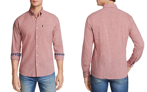 Barbour Austin Long Sleeve Button-Down Shirt - Bloomingdale's_2