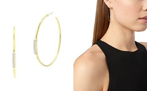 Freida Rothman Radiance Hoop Earrings - Bloomingdale's_2