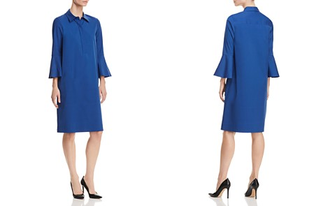 Lafayette 148 New York Lunella Bell-Sleeve Shirt Dress - 100% Exclusive - Bloomingdale's_2