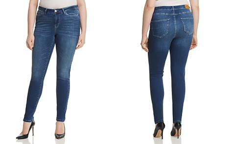 JUNAROSE Skinny Jeans in Medium Blue Denim - Bloomingdale's_2
