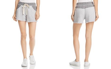 Splendid Color-Block Drawstring Shorts - Bloomingdale's_2