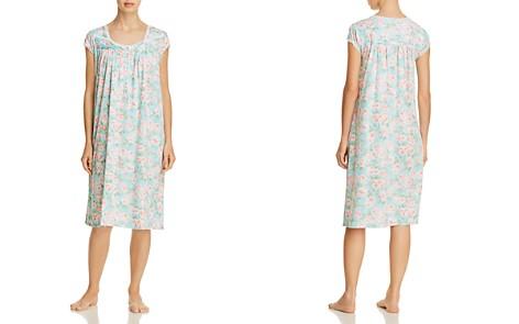 Eileen West Short Sleeve Waltz Gown - Bloomingdale's_2