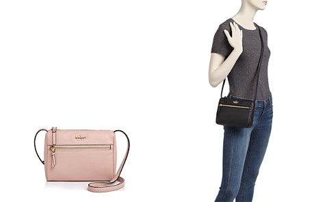 kate spade new york Jackson Street Cayli Mini Leather Crossbody - Bloomingdale's_2