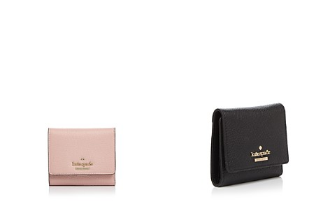 kate spade new york Jackson Street Jada Pebbled Leather Trifold Wallet - Bloomingdale's_2