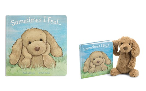 Jellycat Sometimes I Feel Puppy Book - Ages 0+ - Bloomingdale's_2