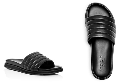 Kenneth Cole Men's Story Leather Slide Sandals - Bloomingdale's_2
