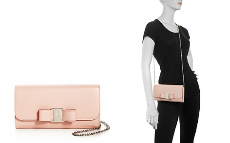 Salvatore Ferragamo Vara Leather Crossbody - Bloomingdale's_2