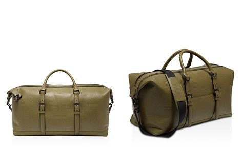 Ted Baker Ragmar Palmelato Leather Holdall Duffel Bag - Bloomingdale's_2
