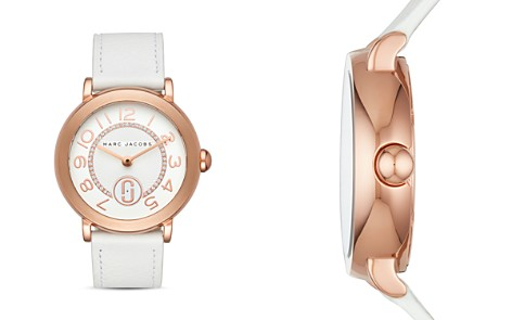 MARC JACOBS Riley Watch, 37mm - Bloomingdale's_2