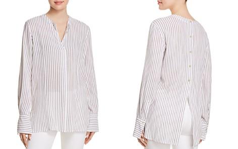 Elizabeth and James Amulet Striped Shirt - Bloomingdale's_2