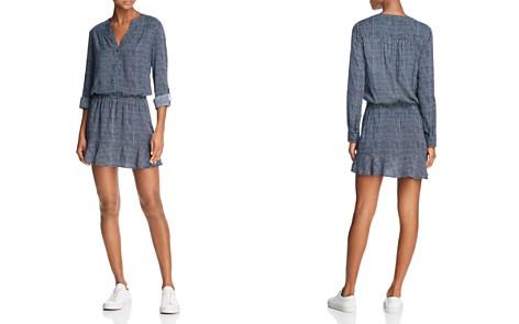 Joie Acey Printed Mini Dress - Bloomingdale's_2