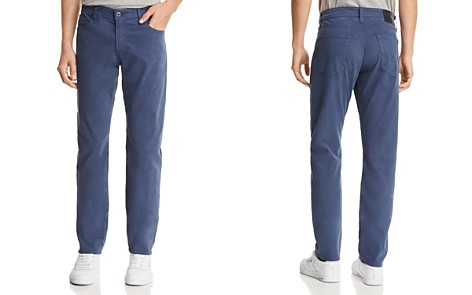 AG Graduate Slim Straight Fit Jeans in Pacific Coast - Bloomingdale's_2