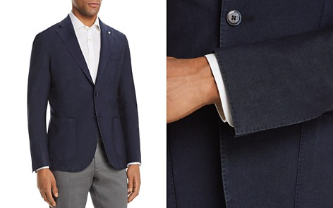 L.B.M Solid Slim Fit Sport Coat - Bloomingdale's_2
