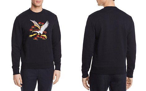 Sandro Eagle Sweatshirt - 100% Exclusive - Bloomingdale's_2