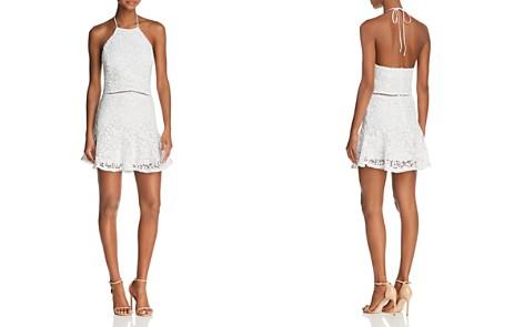 Karina Grimaldi Benita Lace Mini Dress - Bloomingdale's_2