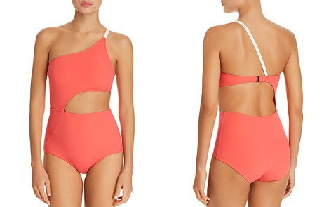 Flagpole Ali One-Shoulder One Piece Swimsuit - Bloomingdale's_2