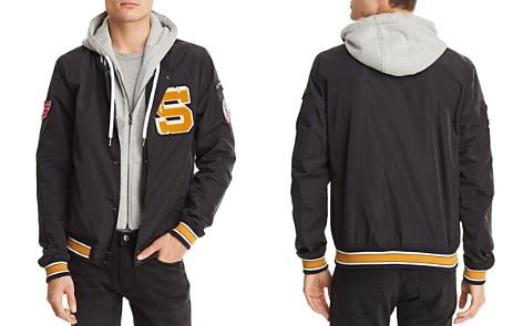 Superdry Upstate Bomber Varsity Jacket - Bloomingdale's_2