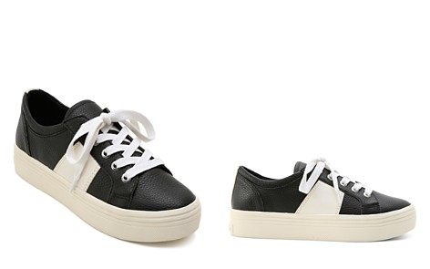 Dolce Vita Women's Tavina Leather Lace Up Platform Sneakers - Bloomingdale's_2