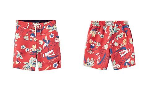Polo Ralph Lauren Boys' Sanibel Tropical-Print Swim Trunks - Little Kid - Bloomingdale's_2
