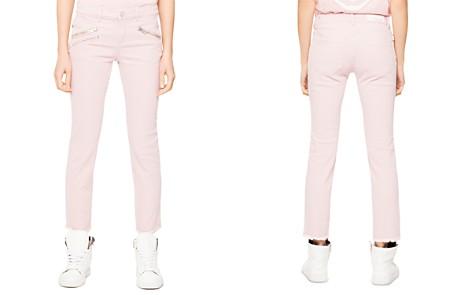 Zadig & Voltaire Ava Skinny Jeans in Pink - 100% Exclusive - Bloomingdale's_2