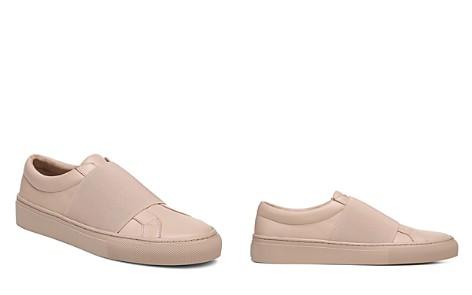 Via Spiga Women's Saran Leather Slip-On Sneakers - Bloomingdale's_2