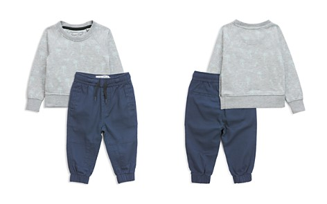 Sovereign Code Boys' Palm Print Sweatshirt & Jogger Pants Set - Baby - Bloomingdale's_2